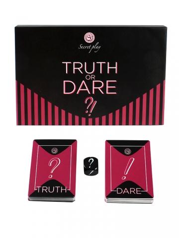 Juego de pareja o grupos Truth or Dare.j